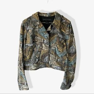 Marc by Marc Jacobs Acanthus Military Jacket sz 4